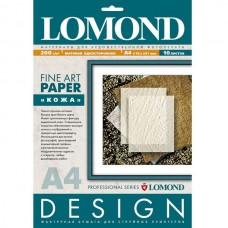 Бумага для дизайнерских работ Кожа,  200г/м2, 10 л, матовая