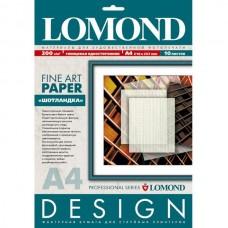 Бумага для дизайнерских работ Шотландка,  200г/м2, 10 л, глянцевая