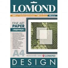 Бумага для дизайнерских работ Ящерица,  200г/м2, 10 л, матовая
