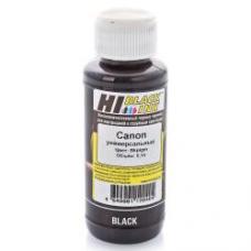 Чернила Hi-black для Canon универсальные черные 100 мл